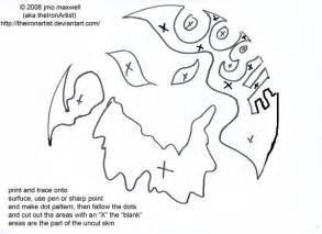 Oogie Boogie Pumpkin Template by Oogie Boogie Pumkin Pattern By Theironartist On Deviantart