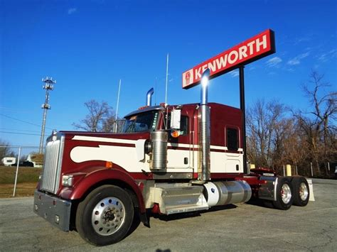 kenworth dealer nj kenworth w900l conventional trucks in new jersey for sale