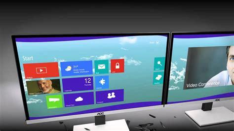 Monitor Frameless aoc frameless monitors