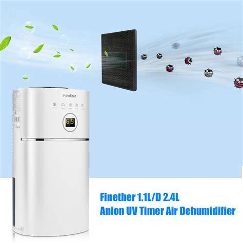 quiet dehumidifier for bedroom 1100ml dehumidifier air dryer d peltier portable home