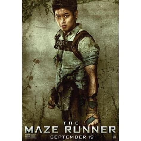 maze runner film awards the maze runner movie poster 15 internet movie poster