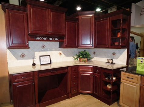 kitchen ideas with cherry cabinets kitchen celebrations kitchen cabinet fabulous natural