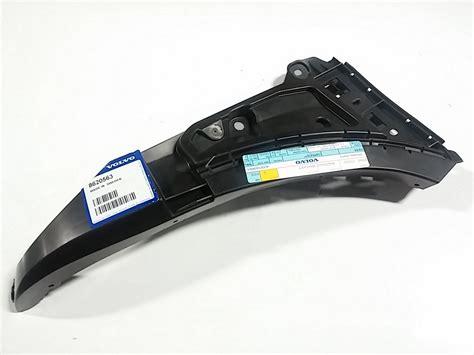 volvo part store 8620563 volvo bracket left bumper front volvo