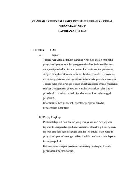 skripsi akuntansi laporan arus kas laporan arus kas