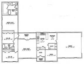 L Shaped Ranch Floor Plans by Ranch Style House Plans L Shaped Arts