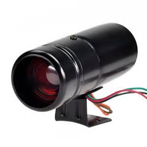 shift light new adjustable tachometer rpm tacho meter shift