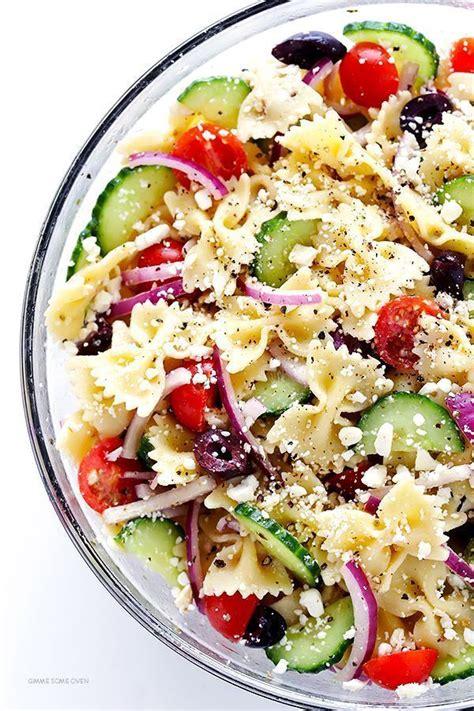 cold pasta salad ideas 17 best ideas about mediterranean pasta salads on
