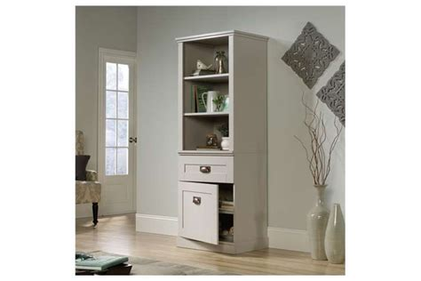 White Living Room Storage Cabinets by Storage Cabinet For Living Room Cobblestone White