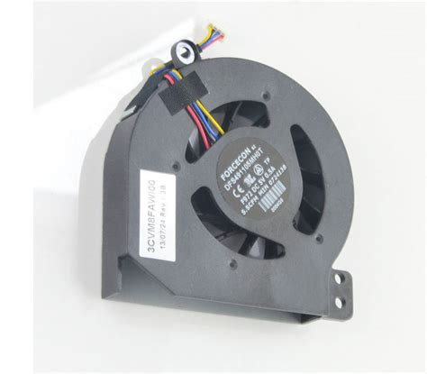 Fan Processor Laptop Dell Dell Vostro 1015 Laptop Cpu Cooling Fan Dfs491105mhot Y34kc