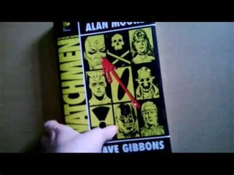 watchmen the deluxe edition watchmen the deluxe edition youtube