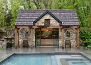 House Plans With Pool House Guest House Pool House Brooks And Falotico Associates Inc Could