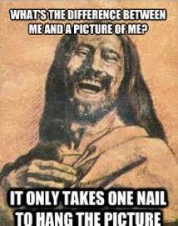Offensive Jesus Memes - image gallery offensive jesus