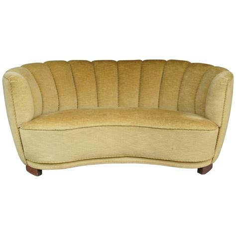 gold sofas for sale gold banana form sofa for sale at 1stdibs