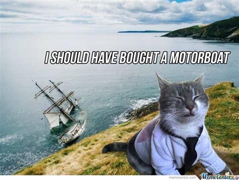 Rich Cat Meme - rich cat meme boat image memes at relatably com
