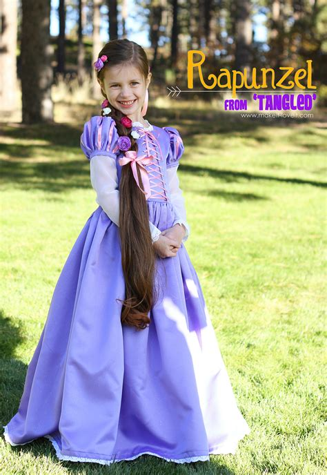 diy rapunzel tangled costume for adults costumes rapunzel from tangled and