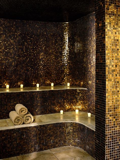 A Steam Room by House Will A Steam Room Like This Steam Room Mosaics Will