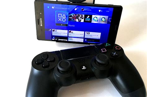 remote play for android videorecensione remote play su sony z3 giocare a ps4 dallo smartphone android fanpage