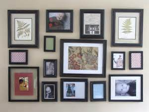 picture frame on wall a little of this holiday frames