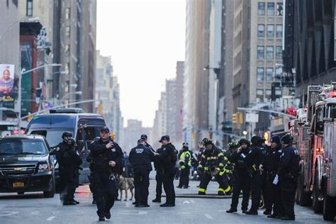 new york city today new york today an explosion at rush hour the new york times
