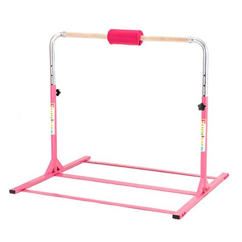 zoe pink gymnastics junior high bar training equipment