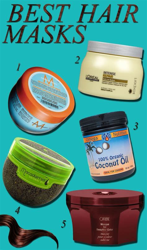 best leave in products for dry frizzy hair our favourite hair masks we list the best hair masks to