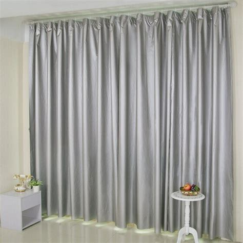 good curtain fabric blackout curtain for living room bedroom good quality