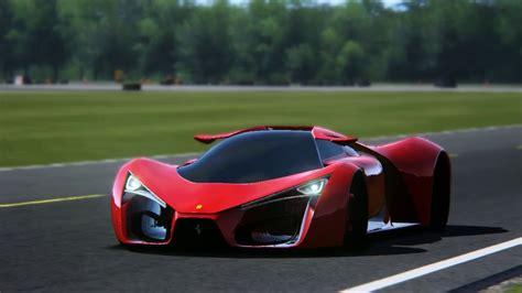 Assetto Corsa Ferrari F80 Concept Top Gear Test