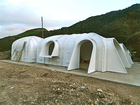 hobbit houses green magic home a prefabricated version of hobbit home