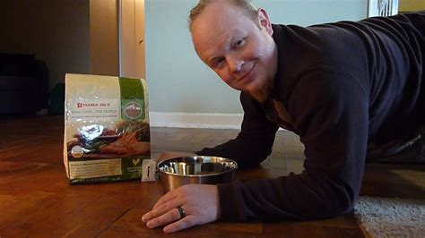 dog wont eat out of bowl trader joe s dog food for people instructional video and