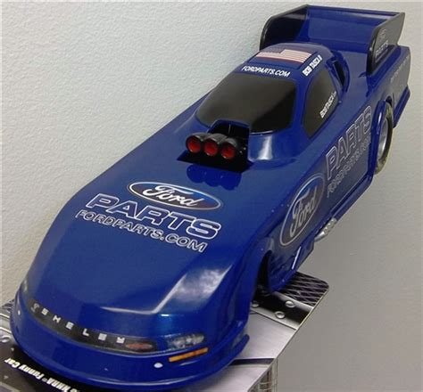 Tasca Ford Parts by Plastic Bob Tasca Iii Ford Parts Car
