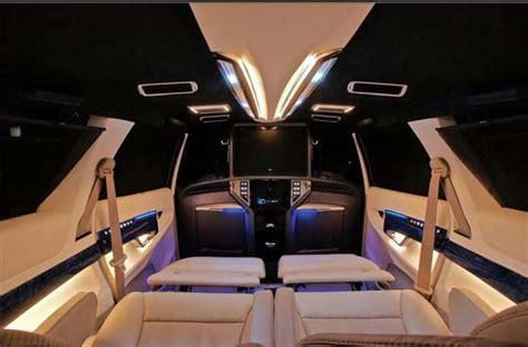 Dc Interiors by Dc Motor S Modified Innova Mehul S
