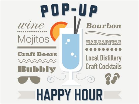 Happy Hour Sidecar by Pop Up Happy Hour Sidecar Bartending