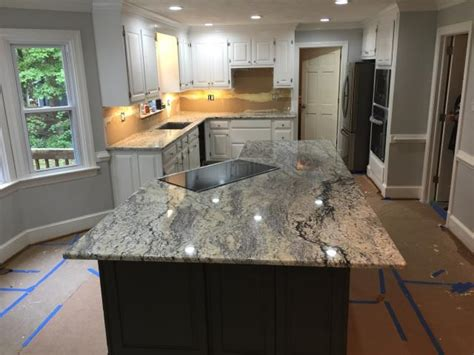 white eyes granite cabinets granite countertop installation panda kitchen