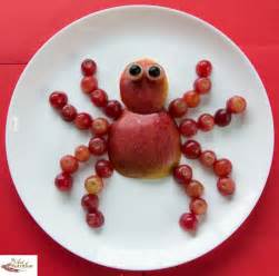 creative snacks apple spider archives the art of nutrition