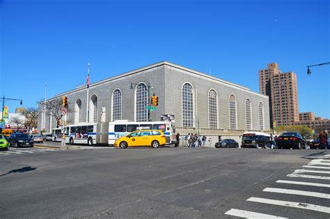 Midwood Post Office by Inside The Transformation Of The Bronx General Post Office