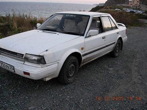 nissan datsun 1985 1985 nissan bluebird partsopen