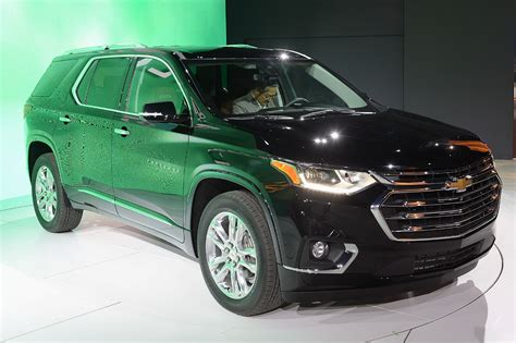 2018 traverse release 2018 chevrolet traverse release date price redesign specs