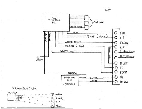 evaporative cooler switch wiring diagram wiring diagram