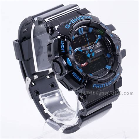 G Shock Gba 400 Blue Glossy harga sarap jam tangan g shock g mix gba400 black blue glossy