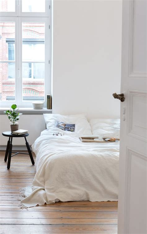 scandinavian bed a room by room guide to scandinavian style