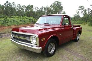 1969 chevrolet c10 stepside shortbed c 10 chevy
