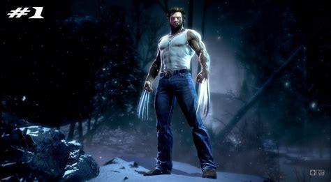imagenes de x men en 3d x men origins wolverine ps3 fr hd playthrough gameplay no