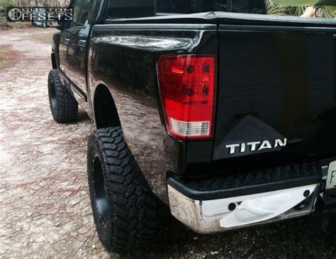 wheel spacers for nissan titan wheel offset 2011 nissan titan aggressive 1 outside fender