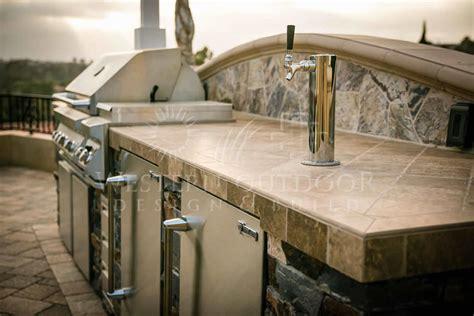 Kitchen Islands With Granite Tops stone veneer bbq islands outdoor kitchens gallery western