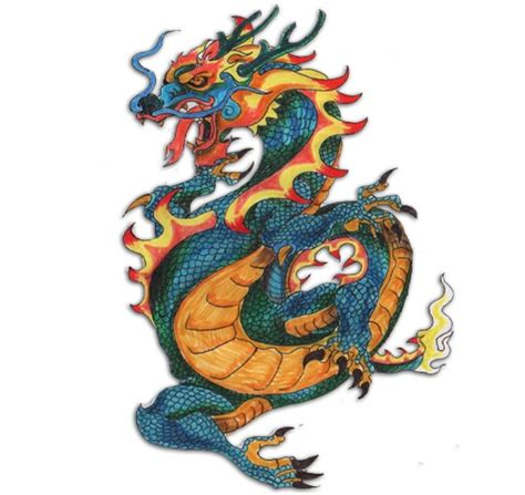 meaning of dragon tattoo different types of japanese dragons