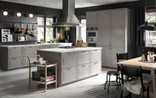 ikea kitchen ideas and inspiration traditional looks for modern cooks ikea