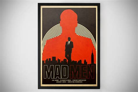 design poster to print mad men print by needle design poster mikeshouts