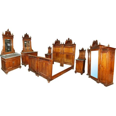 Ebay Bedroom Sets by Antique Bedroom Set European 3464 Ebay