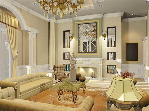 desain interior ruang tamu klasik eropa interior warna cat dinding ruang tamu klasik minimalis