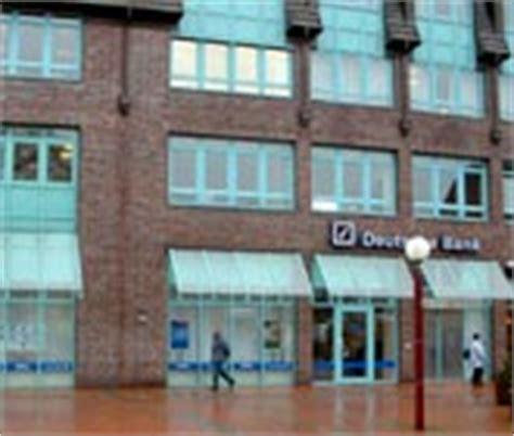 deutsche bank jungfernstieg deutsche bank investment finanzcenter hamburg niendorf